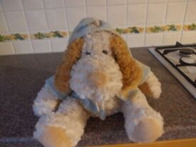 Just for you soft toy dog good condition