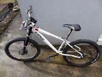KRAVE WXC SERIES mountain bike - Downhill PRO