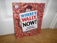 Where's Wally Now? Book 2 By Martin Handford New Condition