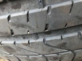 BMW X6 Tyres