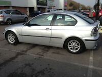 Bmw compact 316ti Excellent condition automatic