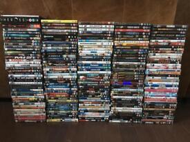 200 x DVD Joblot Bulk (For Car Boot?)