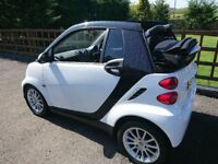 2009 SMART SOFT TOP,FULL LEATHER,LOW MILAGE,FULL HISTORY,SPOTLESS CONDITION
