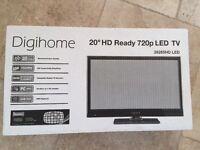 Brand New In Box 20 Inch LED TV