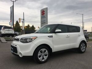 2016 Kia Soul LX  ~Practical ~Five-Star Safety Rating