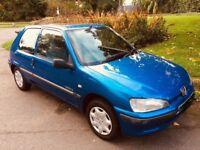 Peugeot 106 1.1 fsh
