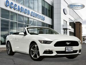 2017 Ford Mustang V6 Convertible 2.9% DISPONIBLE