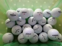 Twenty (25) Lightly Used Golf Balls Assorted Makes VGC - cash on collection from Gosport Hampshire