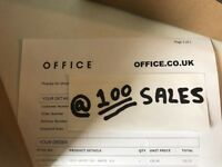 Adidas x Kanye West Yeezy Boost 350 V2 Cream White WOMENS UK5.5 US6 EU38 OFFICE Receipt 100sales