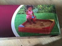 Brand New Plum Junior Sandpit