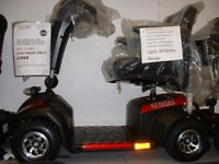 Brand New Envoy 4 Heavy Duty Mobility Scooter,3 Month Free Insurance,