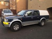 Ford ranger xlt 2.5 turbo diesel double cab pick up 04reg 4x4