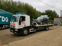Recovery & Hiab services (WFL Hire)