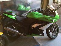 Ninja 250 for sale