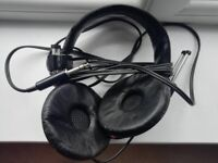 Headphones with 1/4 inch jack for HiFi