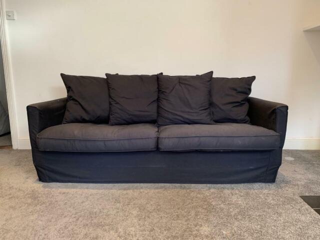 Awe Inspiring Ikea Harnosand 3 Seater Sofa In Colchester Essex Gumtree Interior Design Ideas Jittwwsoteloinfo