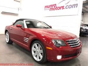 2005 Chrysler Crossfire SOLD SOLD SOLD Limited Manual Convertibl