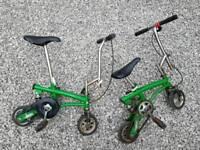 Clown/Mini Bikes x2