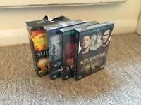 Supernatural DVD Collection - Seasons 1 - 4 Box Sets