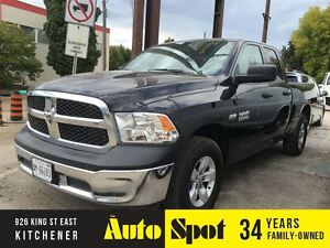 2016 Ram 1500 ST/PRICED FOR AN IMMEDIATE SALE !/WE FINANCE !! Kitchener / Waterloo Kitchener Area image 1