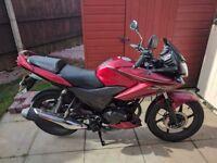 Honda CBF 125 2015 Good condition £1400 ono