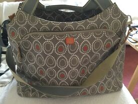 Paco pod baby changing bag £25 perfect condition can deliver if local call 07812980350