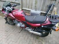 YAMAHA XJ600S DIVERSION. NO MOT.