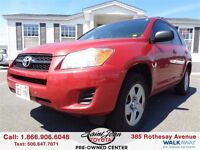 2012 Toyota RAV4 Base $119.76 BI WEEKLY!!!