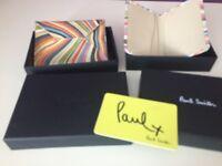 Paul Smith (Fenwick) card holders (ideal Christmas present)