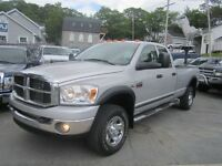 2007 Dodge Ram 2500 SLT, 6.7L Cummins Turbo Diesel,4x4, Long Box