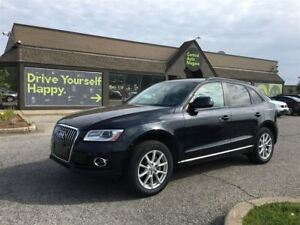 2013 Audi Q5 AWD / LEATHER / POWER -LIFT GATE