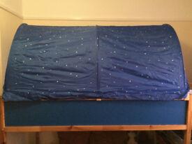 Ikea Bed Tent KURA
