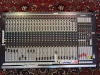 Mixing Console 24 channel Soundcraft GB4
