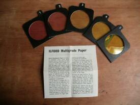 Vintage Photographic Equipment