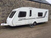Swift Challenger 570 Touring Caravan