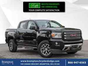 2016 Gmc Canyon SLE ALL TERRAIN|REMOTE START|NAV|BLUETOOTH|SIDE