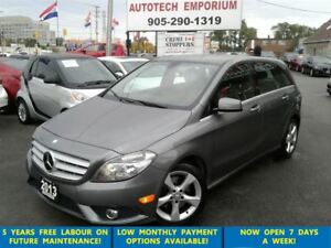 2013 Mercedes-Benz B-Class B250 Auto Leather/Bluetooth/Alloys &G