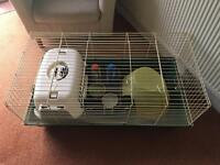 Rabbit/Small Animal Indoor Cage & Accessories