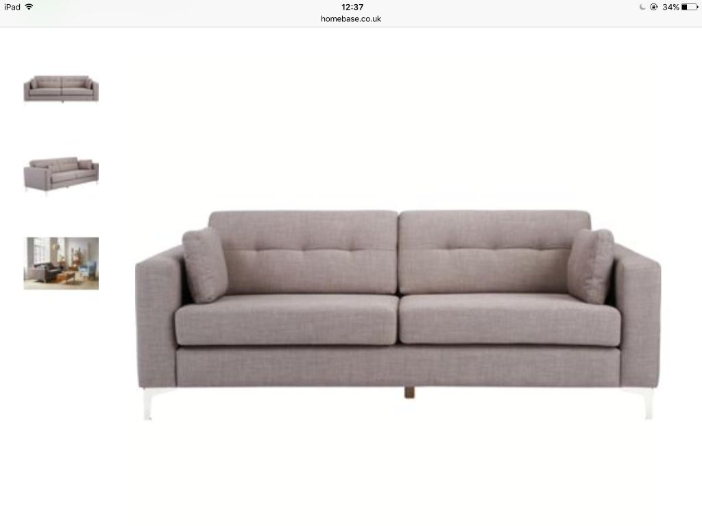 Homebase Sofas Uk Refil Sofa