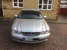 Jaguar X type 2 ltr diesel 2005 mot failure re-advertised due to time waster