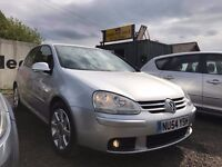 Volkswagen Golf 2.0 TDI GT 5dr, 2004 CAMBELT PLUS WATER PUMP DONE