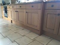 Magnet Oak Kitchen Units
