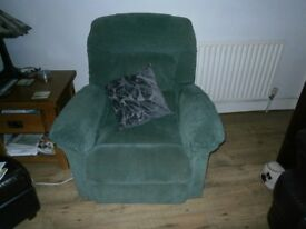 2 x Recliner Chairs by Lazy-boy, VGC only £65 each! (Will sell separate).