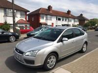 FORD FOCUS 2005/05 GHIA FULLY LOADED PETROL 1.6