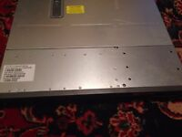HP Proliant DL360 G5 Dual Core Xeon 2.0GHz, 4GB RAM, 2 x 146GIG HDD, 1U