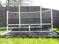 2x Water Combi Volleyball Net PG098 - Swimming Pool Sports / Floating - £250each