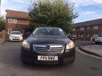 Vauxhall Insignia 2.0 CDTi 16v Exclusiv 5dr with PCO BADGE