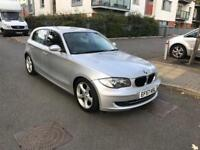 Bmw 1 Series 116i Half Leather Interior 1 Year Mot Really Low Mileage Excellent Runner