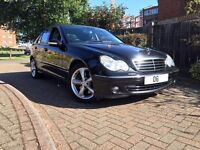 Mercedes Benz C220 CDI Avantgarde SPORT. Not BMW or Audi or Volkswagen or Skoda or vauxhall or Ford.