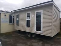 Mobile home static caravan garden room annexe